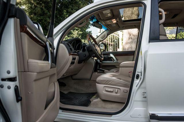 2013 Toyota Land Cruiser - 56K MILES - NAVI - DVD - 3RD ROW Reseda, CA 13