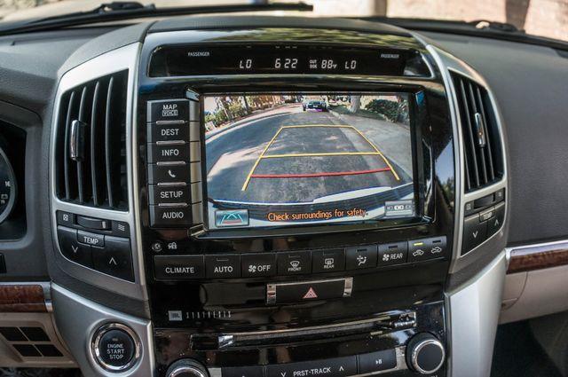 2013 Toyota Land Cruiser - 56K MILES - NAVI - DVD - 3RD ROW Reseda, CA 30