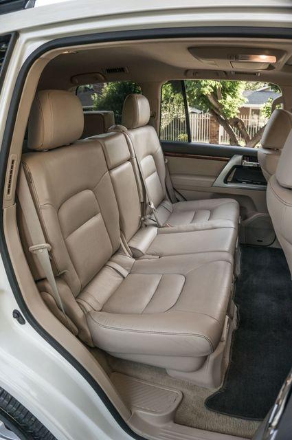 2013 Toyota Land Cruiser - 56K MILES - NAVI - DVD - 3RD ROW Reseda, CA 37