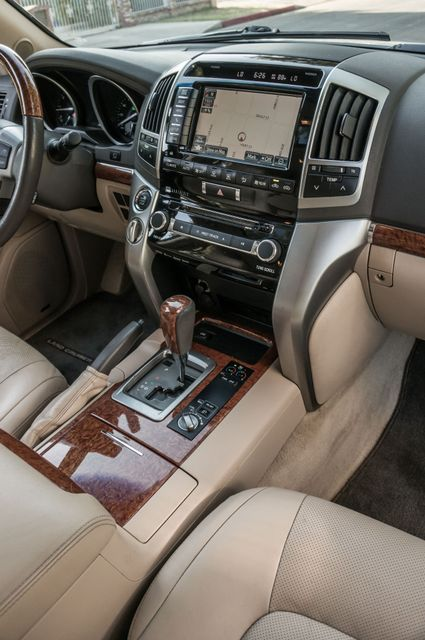 2013 Toyota Land Cruiser - 56K MILES - NAVI - DVD - 3RD ROW Reseda, CA 23