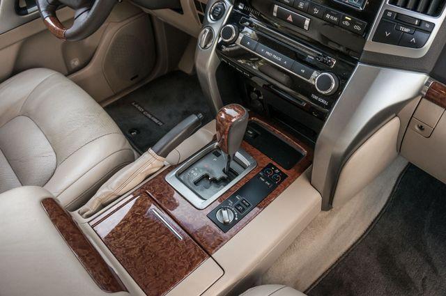 2013 Toyota Land Cruiser - 56K MILES - NAVI - DVD - 3RD ROW Reseda, CA 31