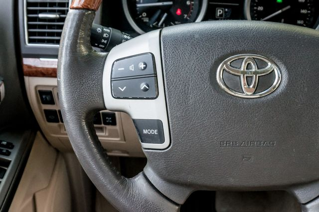 2013 Toyota Land Cruiser - 56K MILES - NAVI - DVD - 3RD ROW Reseda, CA 21