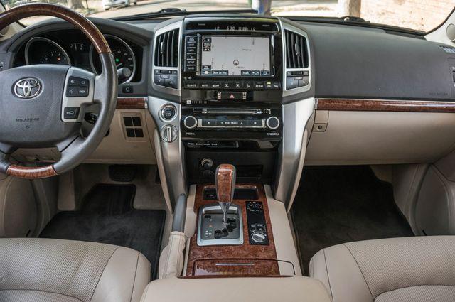 2013 Toyota Land Cruiser - 56K MILES - NAVI - DVD - 3RD ROW Reseda, CA 25