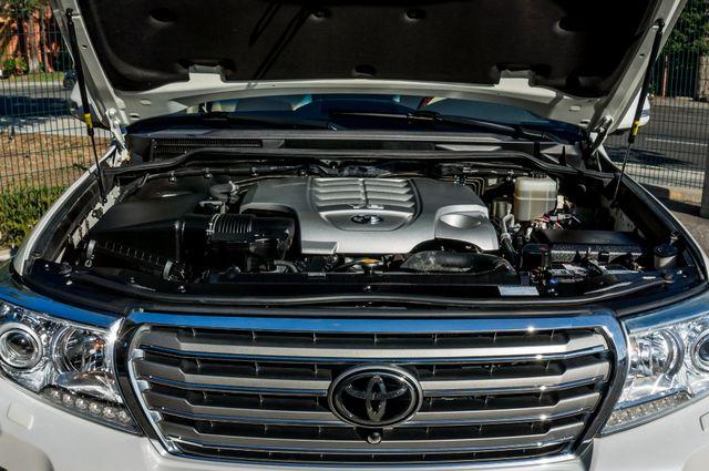 2013 Toyota Land Cruiser - 56K MILES - NAVI - DVD - 3RD ROW Reseda, CA 45