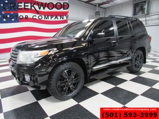2013 Toyota Land Cruiser 4x4 Black New Tires Leather Nav Roof Tv Dvd CLEAN in Searcy, AR 72143