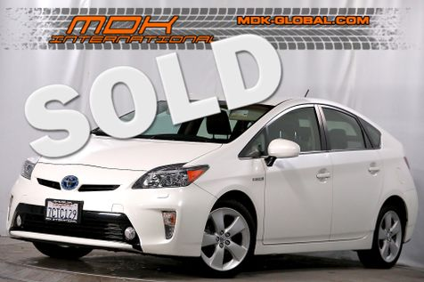 2013 Toyota Prius Five - Top of the line - Leather - Navigation in Los Angeles