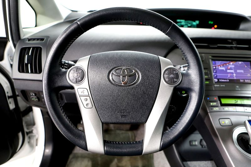 2013 Toyota Prius Five - Top of the line - Leather - Navigation  city California  MDK International  in Los Angeles, California