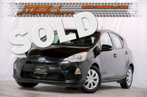 2013 Toyota Prius c Two - Bluetooth - New tires! in Los Angeles