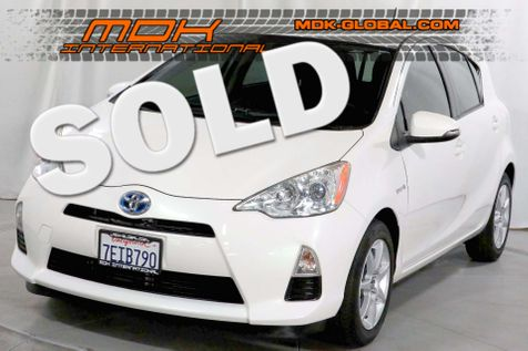 2013 Toyota Prius c Three - Alloy wheels - 1 owner  - Only 36K miles in Los Angeles