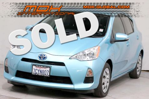 2013 Toyota Prius c Two - New Tires - 1 Owner - Service Records in Los Angeles
