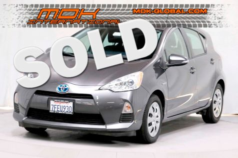 2013 Toyota Prius c Two - Bluetooth - 1 Owner in Los Angeles