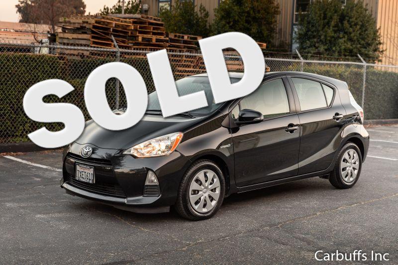 2013 Toyota Prius c One | Concord, CA | Carbuffs