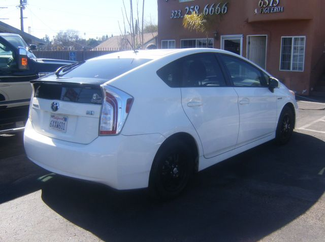 2013 Toyota Prius Two Los Angeles, CA 4