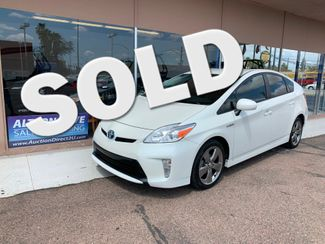 2013 Toyota Prius Persona 3 MONTH/3,000 MILE NATIONAL POWERTRAIN WARRANTY Mesa, Arizona