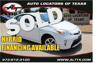 2013 Toyota Prius Base | Plano, TX | Consign My Vehicle in  TX