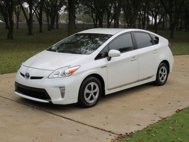 2013 Toyota Prius Three Model