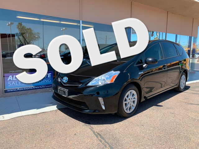 2013 Toyota Prius V III - 3 MONTH/3,000 MILE WARRANTY 8 YEAR/100,000 MILE FACTORY BATTERY WARRANTY Mesa, Arizona