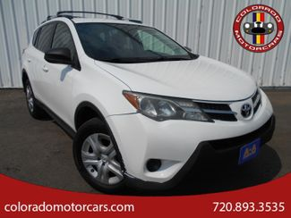 2013 Toyota RAV4 LE in Englewood, CO 80110