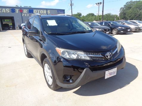 2013 Toyota RAV4 LE in Houston