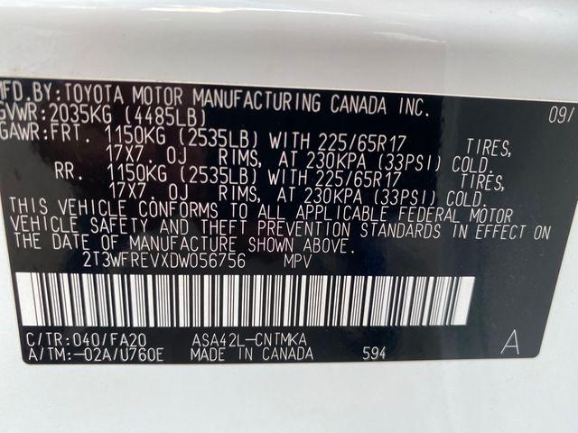 2013 Toyota RAV4 XLE Madison, NC 38
