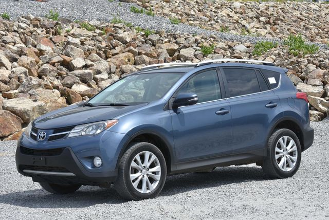 2013 Toyota RAV4 Limited Naugatuck, Connecticut