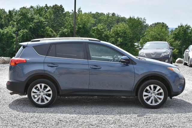2013 Toyota RAV4 Limited Naugatuck, Connecticut 5