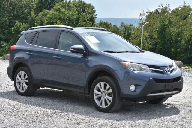 2013 Toyota RAV4 Limited Naugatuck, Connecticut 6