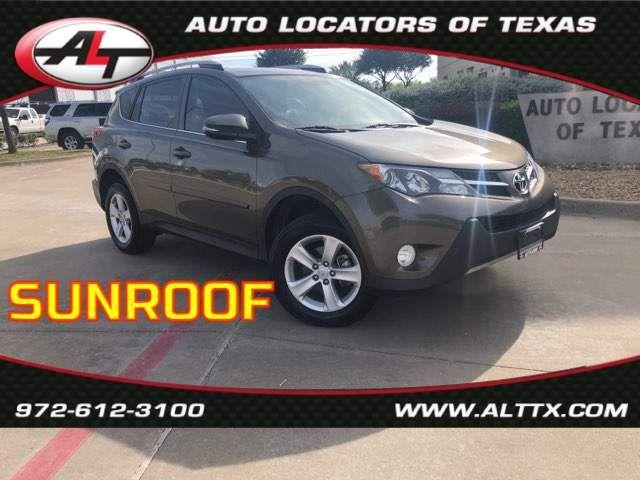 2013 Toyota RAV4 XLE in Plano, TX 75093
