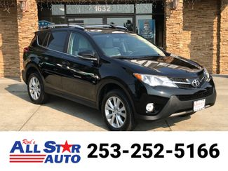 2013 Toyota RAV4 Limited AWD in Puyallup Washington, 98371