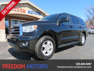 2013 Toyota Sequoia SR5 Premium | Abilene, Texas | Freedom Motors  in Abilene,Tx Texas