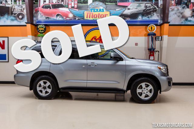 2013 Toyota Sequoia SR5 in Addison Texas, 75001