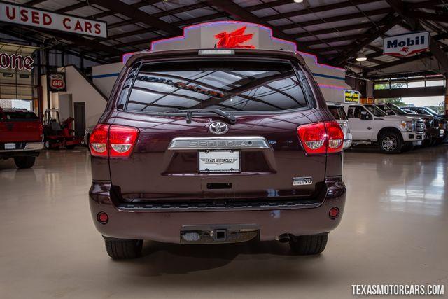 2013 Toyota Sequoia Platinum in Addison Texas, 75001