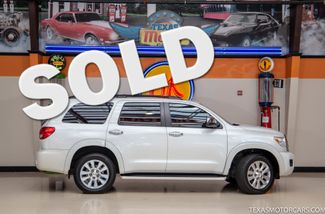 2013 Toyota Sequoia Platinum in Addison, Texas 75001