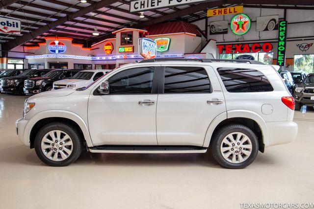 2013 Toyota Sequoia Platinum in Addison, Texas 75001