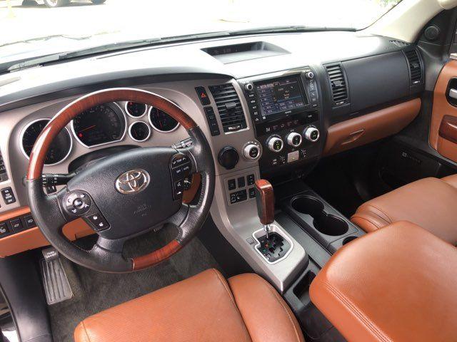 2013 Toyota Sequoia Platinum in Marble Falls TX, 78654