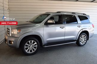 2013 Toyota Sequoia Limited in McKinney Texas, 75070