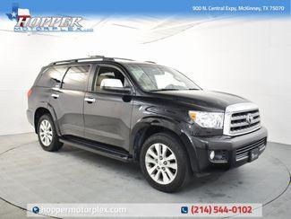 2013 Toyota Sequoia Limited in McKinney, Texas 75070