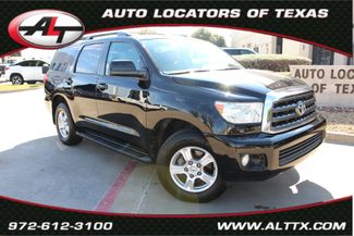 2013 Toyota Sequoia SR5 with LEATHER in Plano, TX 75093
