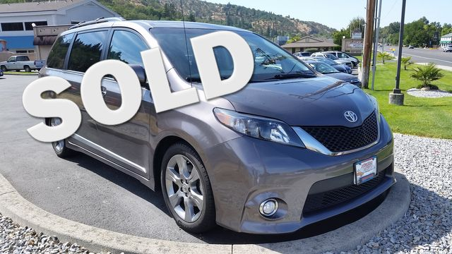 2013 Toyota Sienna SE | Ashland, OR | Ashland Motor Company in Ashland OR