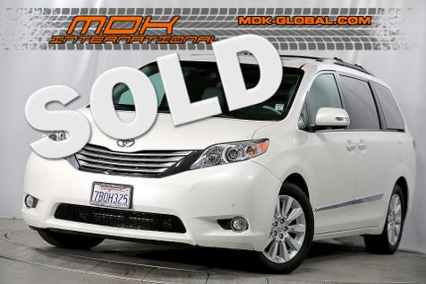 2013 Toyota Sienna Limited - Navigation - DVD  in Los Angeles