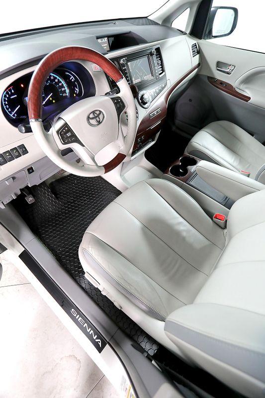 2013 Toyota Sienna Limited - Navigation - DVD   city California  MDK International  in Los Angeles, California