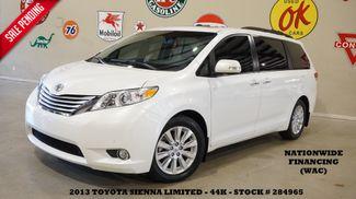 2013 Toyota Sienna Ltd DUAL SUNROOF,NAV,REAR DVD,HTD LTH,QUADS,44K! in Carrollton TX, 75006