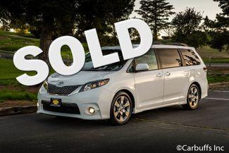 2013 Toyota Sienna SE   Concord, CA   Carbuffs in Concord