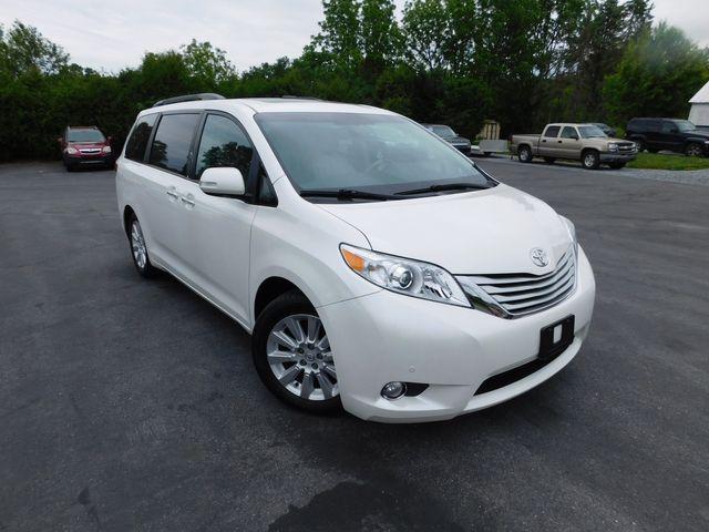 2013 Toyota Sienna Ltd