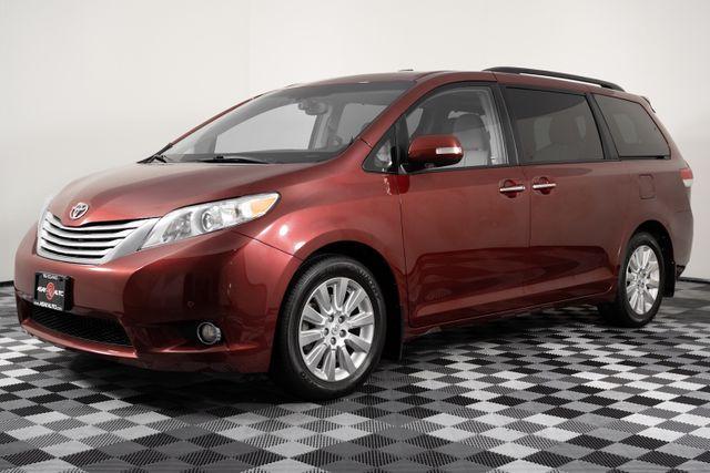 2013 Toyota Sienna Limited AWD 7-Passenger V6