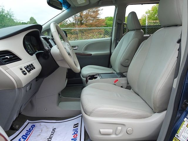 2013 Toyota Sienna XLE Madison, NC 29