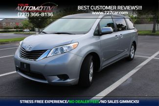 2013 Toyota Sienna LE in Pinellas Park Florida, 33781