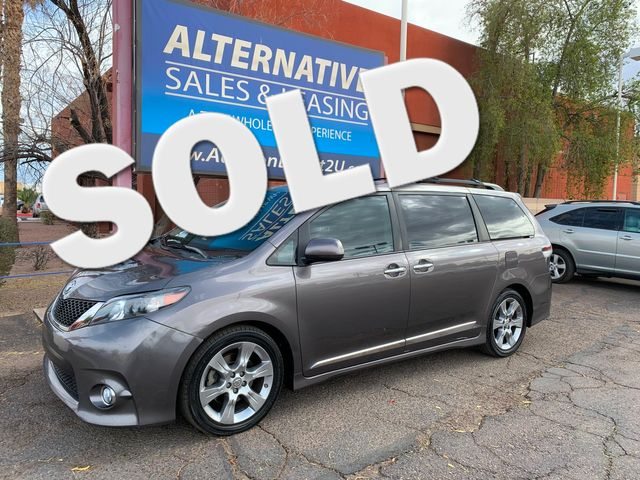 2013 Toyota Sienna SE 3 MONTH/3,000 MILE NATIONAL POWERTRAIN WARRANTY Mesa, Arizona