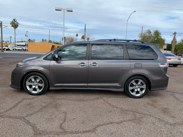 2013 Toyota Sienna SE 3 MONTH/3,000 MILE NATIONAL POWERTRAIN WARRANTY Mesa, Arizona 1