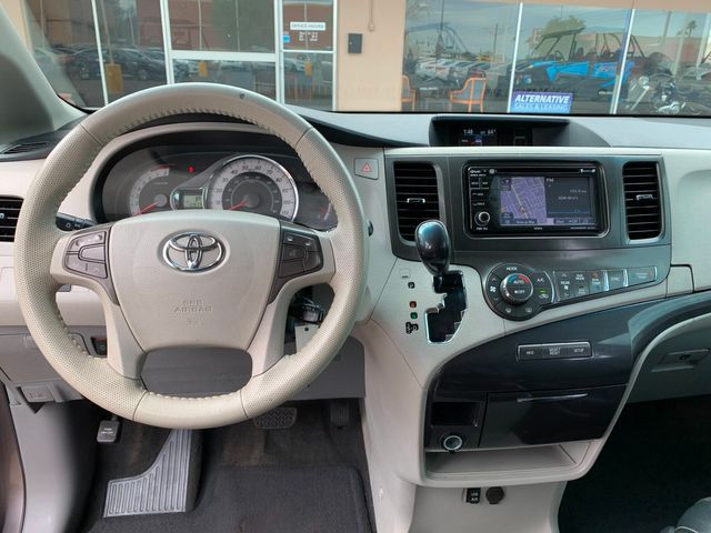 2013 Toyota Sienna SE 3 MONTH/3,000 MILE NATIONAL POWERTRAIN WARRANTY Mesa, Arizona 15